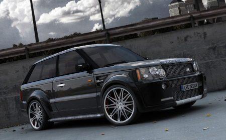 Range Rover Sport by LSE Design