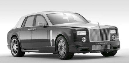 Rolls Royce Phantom CONQUISTADOR
