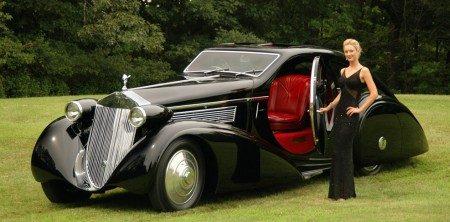 Rolls Royce Phantom Coupe Jonckheere