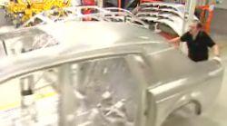 Rolls-Royce Phantom productie