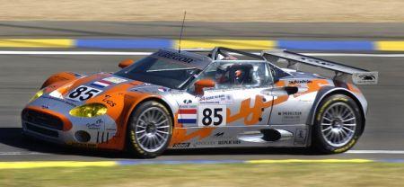 Spyker C8 Spyder GT2R 2005