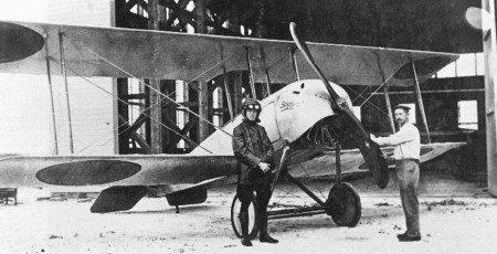 Spyker Heritage - Airplane