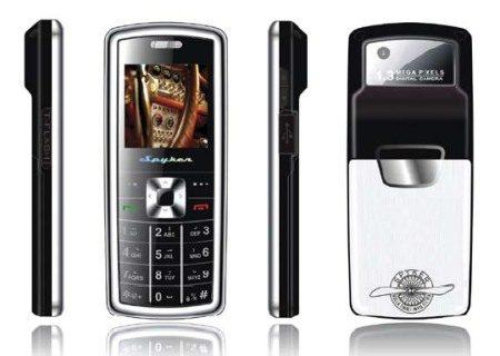 Spyker phone DS610 C4S-C8 SPYDER