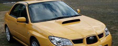 Subaru WRX STI etc. etc.