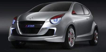 Suzuki A-star concept