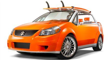 Suzuki Maiki Concept
