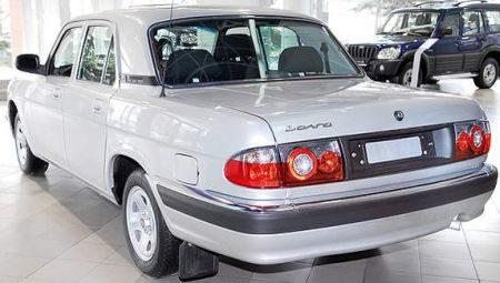Volga GAZ-31105