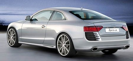 Audi A5 Hofele Design