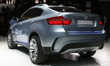 BMW X6 Hybride