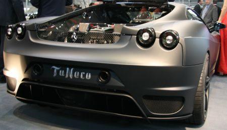 Ferrari F430 Novitec Tu Neco