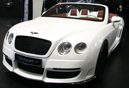 Bentley Continental GTC LE MANSory