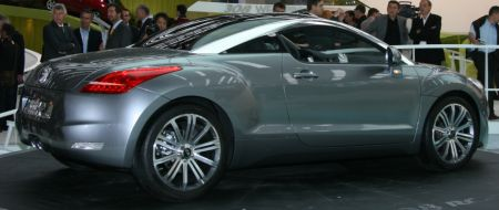 Peugeot RC Z concept