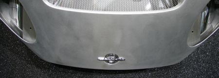 Spyker C8 Spyder body