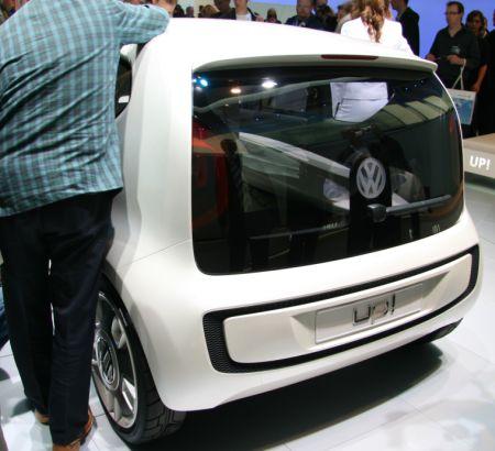VW Up!-concept