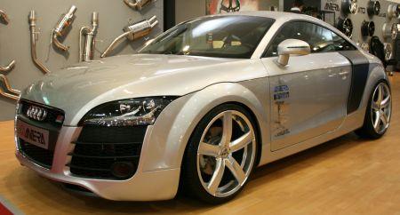 Audi TT R8 style