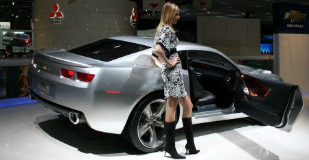 Chevrolet Camaro Babe Edition