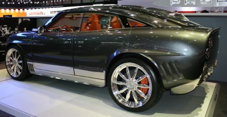 Spyker D12 Peking-to-Paris SSUV