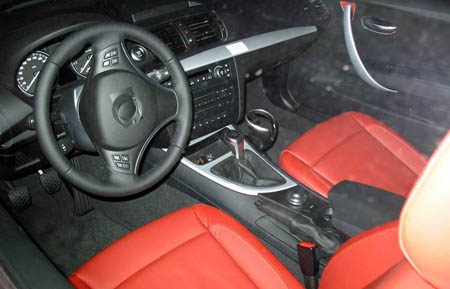 BMW 1-serie cabrio