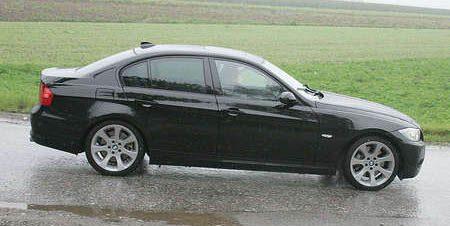 Hedendaags Gespot: BMW 3-serie sedan facelift - Autoblog.nl DM-71