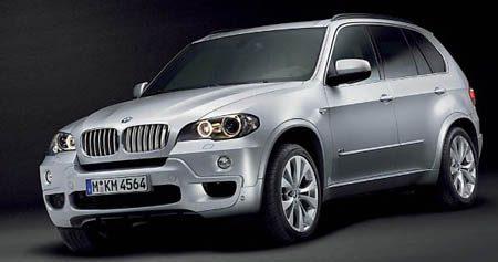 BMW X5 M Sportpakket