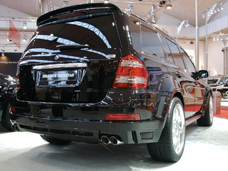 Brabus GL Widestar in Essen