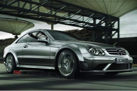 Mercedes-Benz CLK AMG Black Se