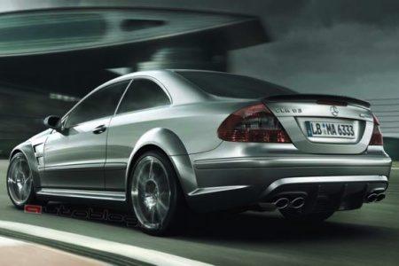 Mercedes-Benz CLK AMG Black Series