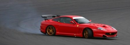 Ferrari 550 Maranello 1000pk