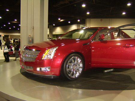 2007 Atlanta Journal Constitution International Auto Show