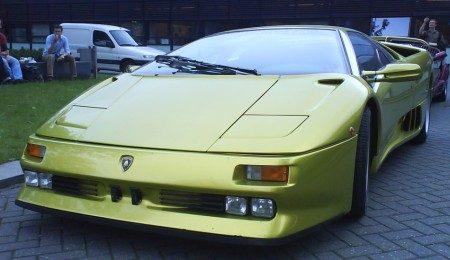 Lamborghini Diablo Vettura special edition