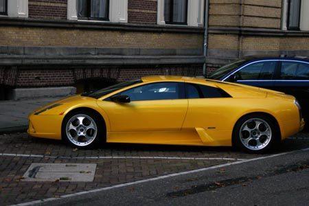Lamborghini Murciélago - Foto Jim Appelmelk