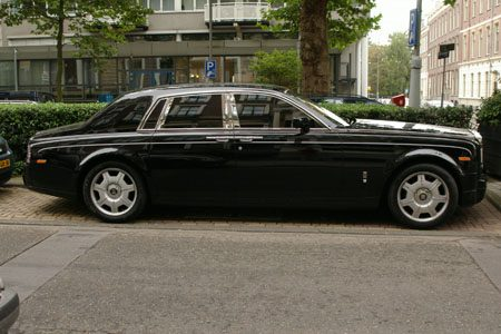 Rolls-Royce Phantom - Foto Jim Appelmelk