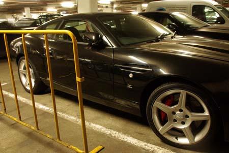 Aston-Martin DB7 Vantage Zagato - Foto Jim Appelmelk