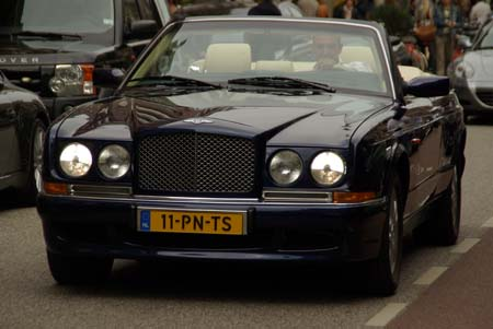 Bentley Azure - Foto Jim Appelmelk