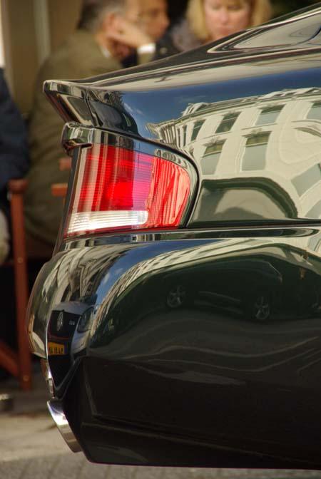 Aston-Martin Vanquish - Foto Jim Appelmelk
