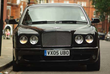 Bentley Arnage T Mulliner - Foto Jim Appelmelk