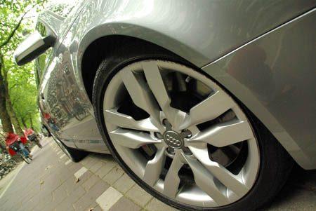 Audi S6 Sedan - Foto Jim Appelmelk
