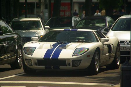 Ford GT - Foto Jim Appelmelk