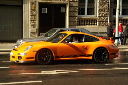 Porsche 997 GT3 RS - Foto Jim Appelmelk