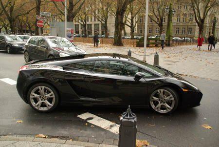 Lamborghini Gallardo - Foto Jim Appelmelk