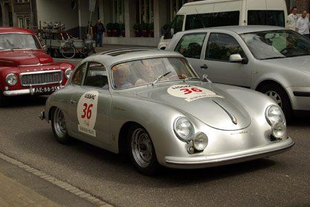 Porsche 356 A Carrera - Foto Jim Appelmelk
