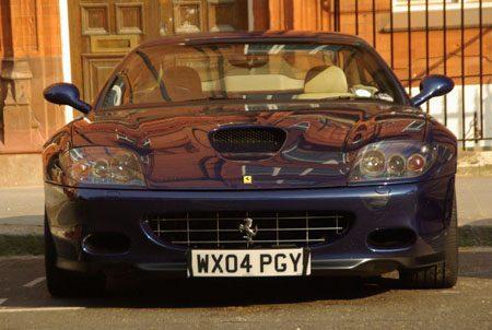 Ferrari 575 M Maranello - Foto Jim Appelmelk