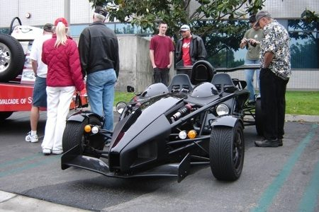 Ariel Atom - Cars & Coffee - Foto Peter