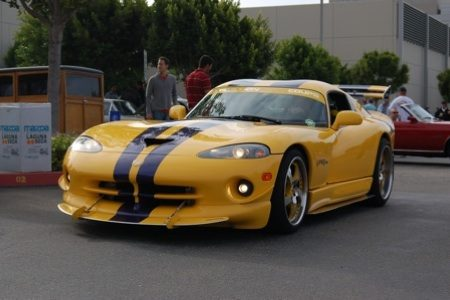 Dodge Viper - Cars & Coffee - Foto Peter