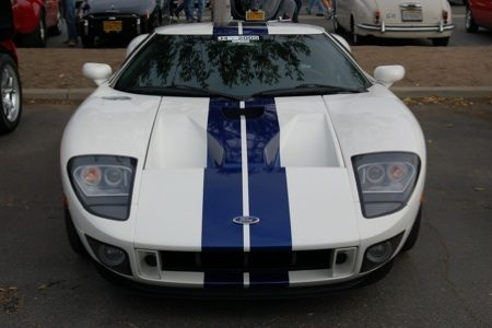 Ford GT - Cars & Coffee - Foto Peter