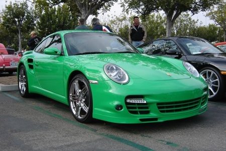 Porsche 911 Turbo - Cars & Coffee - Foto Peter