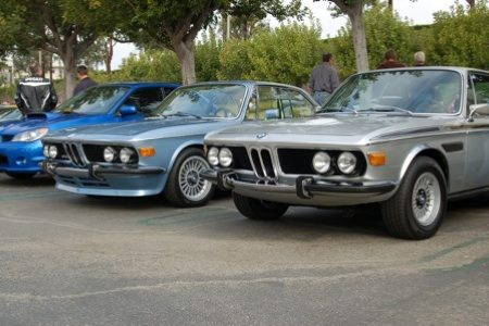 BMW 6-serie - Cars & Coffee - Foto Peter