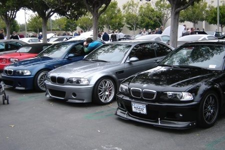 BMW M3 - Cars & Coffee - Foto Peter