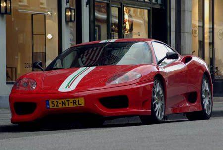 Ferrari 360 Challenge Stradale - Foto Jim Appelmelk