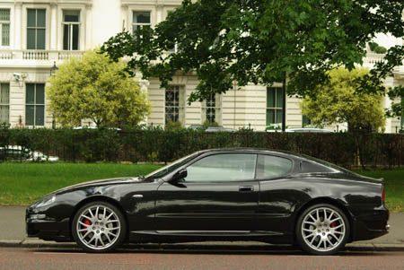 Maserati Gransport - Foto Jim Appelmelk